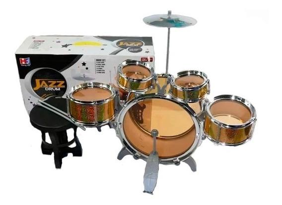 Batería Para Niños Jazz Drum Set 863166 Full