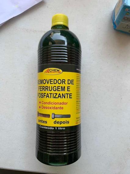 Removedor Tira Ferrugem Fosfatizante 1litro Cerâmica Ferros