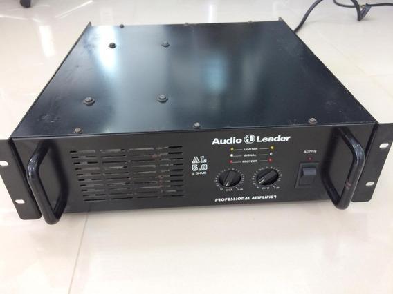 Amplificador Audio Leader 5.0 2ohms Potencia 5000watts