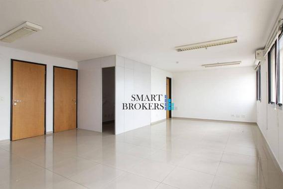 Sala Comercial À Venda Na Penha Com 64 Metros 2 Vagas - Sa0311