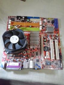 Placa Mãe Positivo Q965mdo Cm Processador Dual Core 2.40ghz
