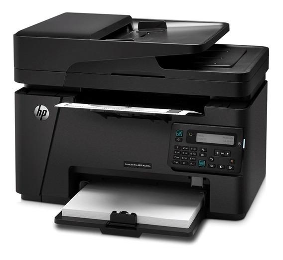 Impressora Hp M127 Multi Laserjet Revisada E Garantia 110v