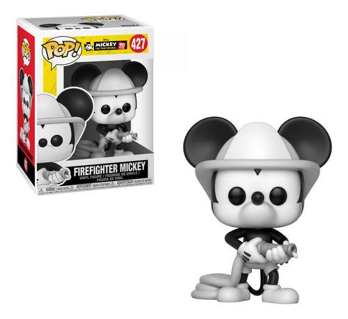 Imagem 1 de 1 de Pop Funko Mickey 90th - Firefighter Mickey