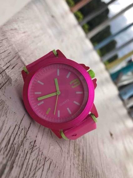 Relógio Importado Rosa