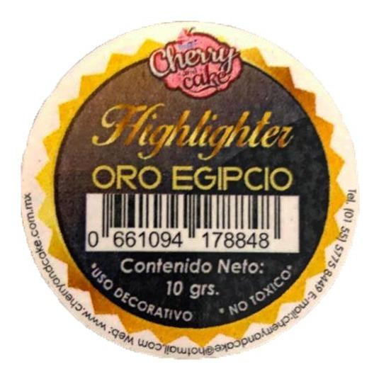 Matizadores Comestibles Highlighter Cherry And Cake 10gr