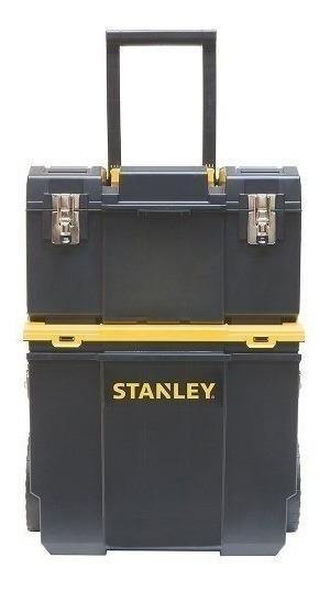 Gabinete Rodante Tapa Plana 3-en-1 Stanley