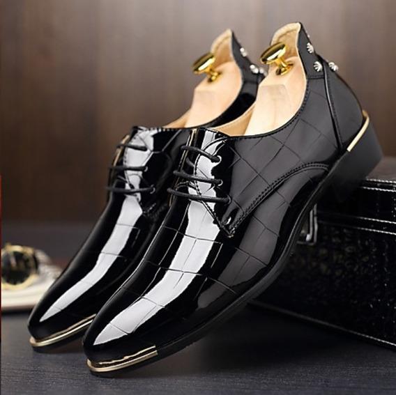 Zapatos Oxford Caballero