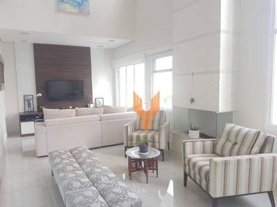Casa Para Locação Condomínio Morada Das Nascentes - Valinhos/sp, Com 3 Suítes - Ca1432