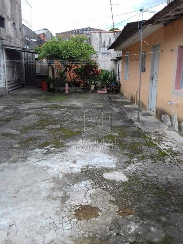 Terreno Residencial À Venda, Jardim Ana Maria, Santo André - Te0346. - Te0346