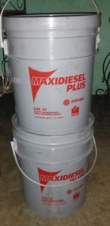 Aceite Maxidiesel 50 Y Ultradiesel 15w40 La Paila 60$