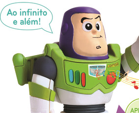 Toy Story Boneco Do Buzz Frases Elka