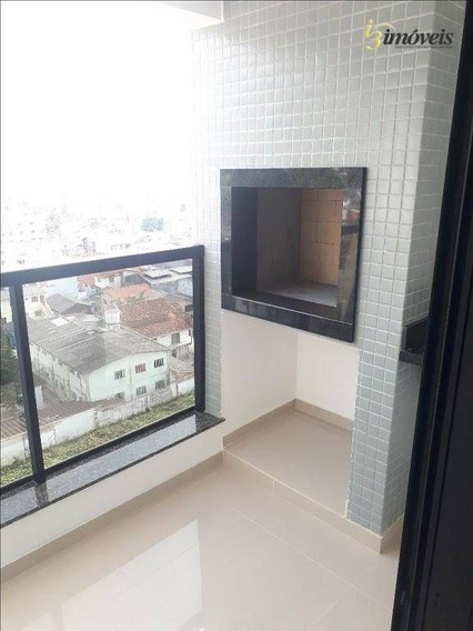 Aluguel Apartamento Itajaí Fazenda Royal Park Semi Mobiliado 02 Suítes 02 Vagas Vista Mar - Ap1843