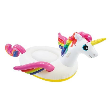 Flotador Montable Unicornio Intex