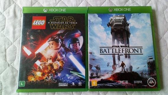 Lego Star Wars + Star Wars Battlefront Xbox One