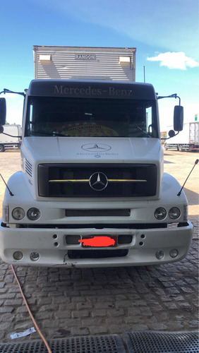 Mercedes Benz Ls-1634 6x2