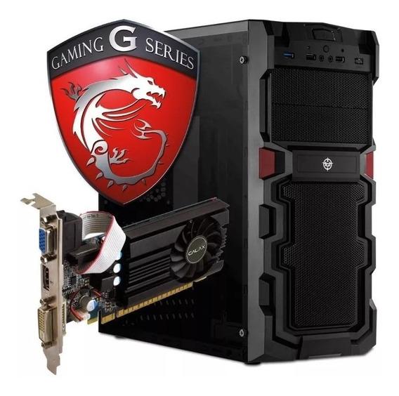 Pc Cpu Gamer Intel G3900 Nvidia Geforce Gt-710