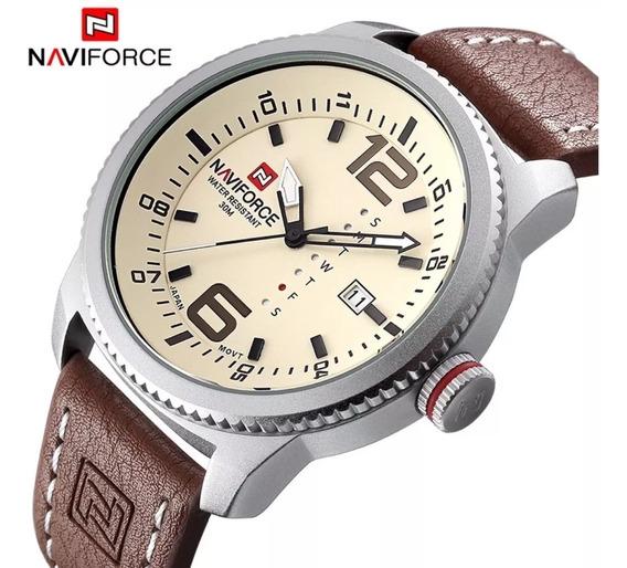 Relógio Naviforce Nf9063m Original Mais Lindo Estojo