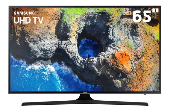 Smart Tv Led Uhd 4k Samsung 65 Un65mu6100gxzd 3 Hdmi 2 Usb