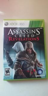 Assassin´s Creed Revelations-xbox 360 Original