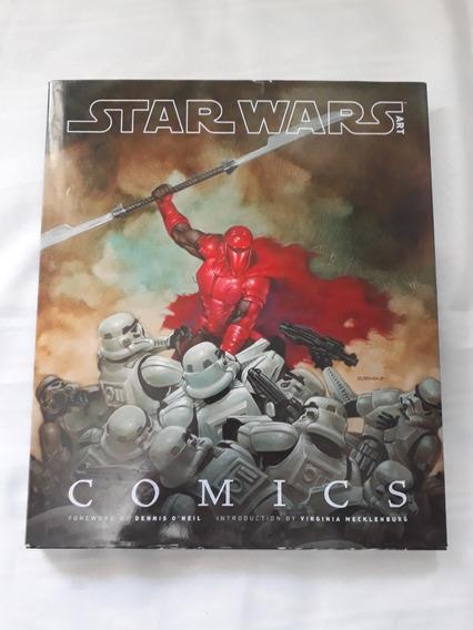 Art Book Star Wars Art Comics Capa Dura Raro Frete Grátis