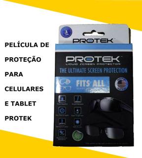 Película Moto Z3 Play Protek Frente Verso Nanotecnologia