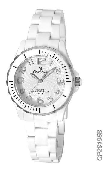 Relógio Analógico Feminino Social Champion Cp28195b
