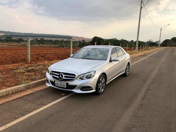 Mercedes-benz Classe E 2.0 Avantgarde Turbo 4p 2014