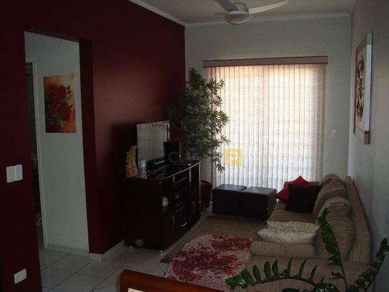Apartamento Residencial À Venda, Catharina Zanaga, Americana. - Ap0145
