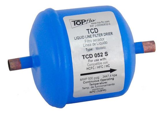 Filtro Secador Topflo Tcd-052 Líquidos Hasta 23 Ton