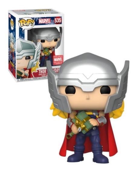 Funko Pop! Thor (holiday) #535 | Marvel Collector Corps