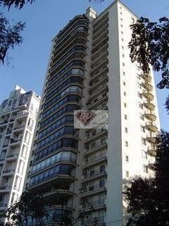 Apartamento Com 4 Dormitórios, 490 M² No Panamby Com 6 Vagas - Ap12910