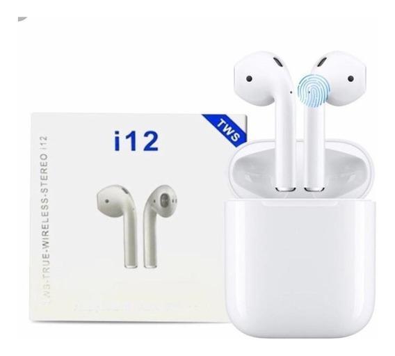 Audífonos Inalámbricos I12-tws Bluetooth 5.0 2019 Android Ip
