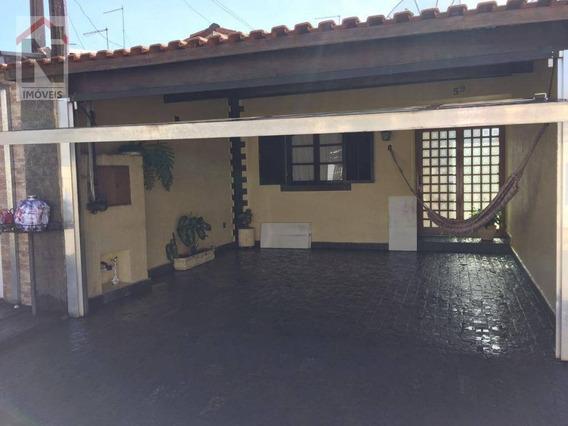 Casa Mobiliada À Venda, Vila Figueira, Suzano. - Ca0012