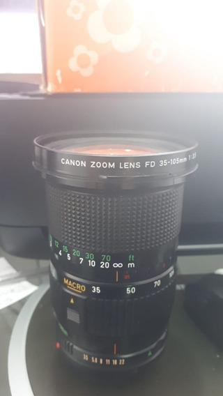 Objetiva Canon 35-105mm