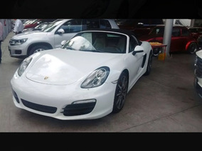 Porsche Boxster 3.4 S Cabriolet 6v At 2014