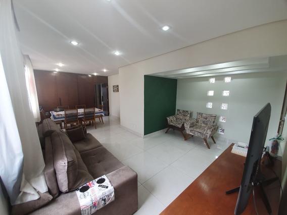 Cobertura De 04 Quartos, 03 Banhos, 02 Vagas De Garagem – Bairro Prado - Bh - Adr4405