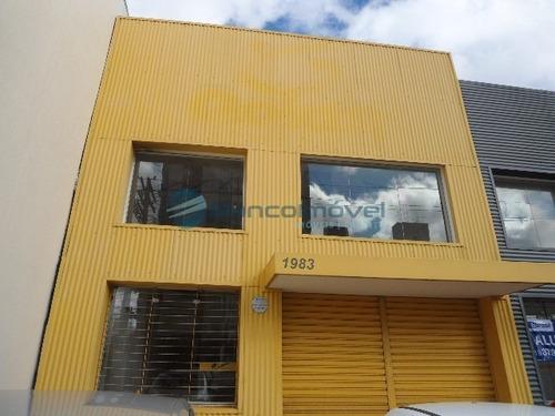 Salão Para Alugar Centro - Sl00027 - 2768644