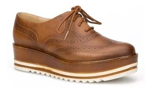 Zapatos Oxford Andrea 2096 Sintético