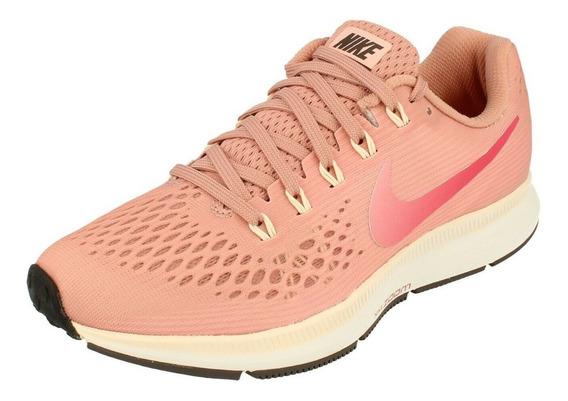 Zapatillas Nike Air Zoom Pegasus 34 Mujer Running 880560-606