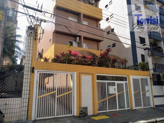 Apartamento Em Praia Grande, 01 Dormitório, Guilhermina, Ap2234 - Ap2234