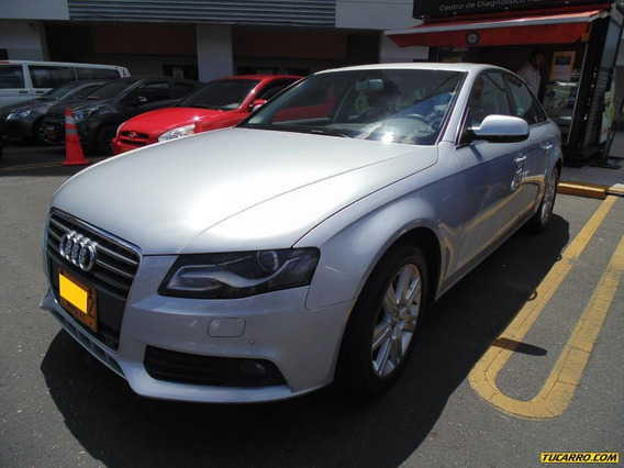 Audi A4 B8 Tfsi Mul Tp Luxury Turbo