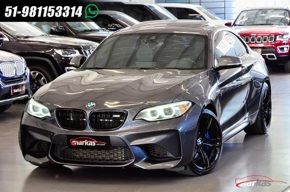 Bmw Serie M2 3.0 Coupe 370 Hp Impecavel Sem Detales 50 Mil