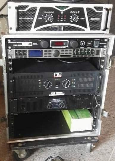 Amplificador Marca Alto 2.3