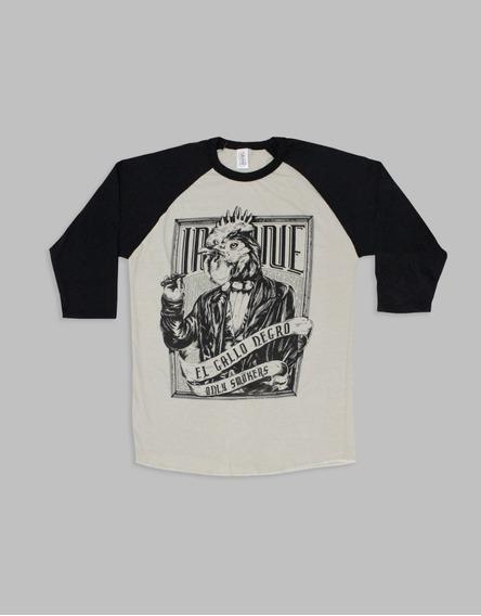 T-shirts Insane. Co Gallo Negro