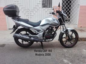 Cbf 150 Honda