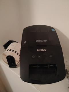 Impresora Térmica Brother Ql-700