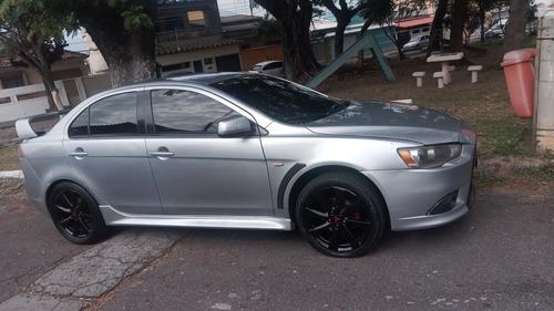 Mitsubishi Lancer 2014 2.0 Cvt 4p