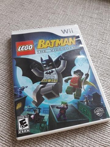 Lego Batman - Wii (original)