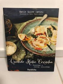 Livro: Quando Kate Cozinha - Katie Quinn Davies