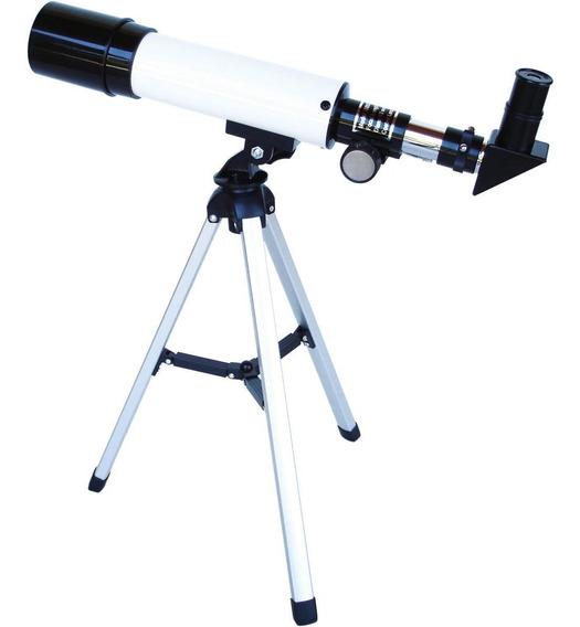 Telescópio Astronômico F360 50m 27546 Diâmetro Da Lente 50mm